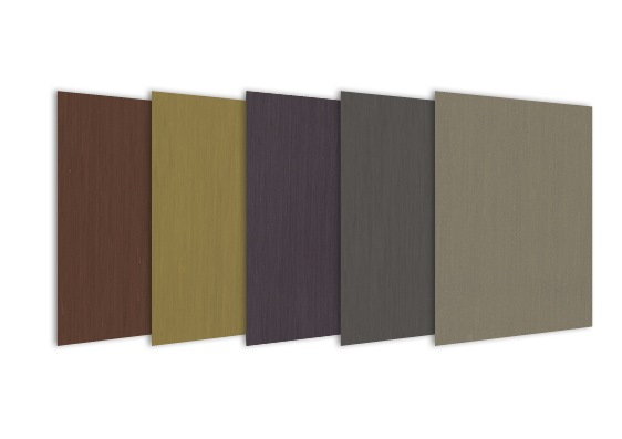 Bespoke PIGMENTO Finishes – all the colours of the rainbow